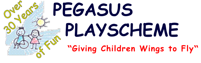 Pegasus Playscheme