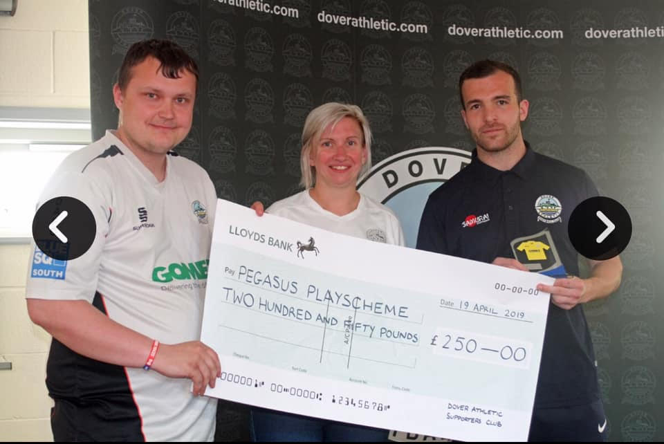 Dover Athletic Supporters Club